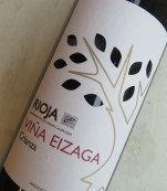 Eizaga Red Crianza 2011